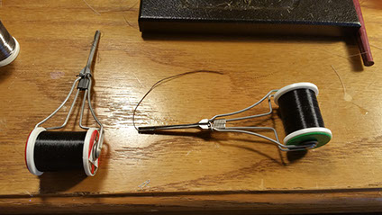 Fly tying Bobbins